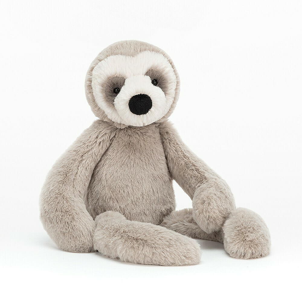 Jellycat Bailey Sloth Small 13""