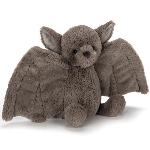 "Jellycat Bashful Bat Medium 12"""