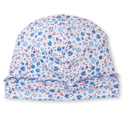 Kissy Kissy Hat (floral navy 4684N