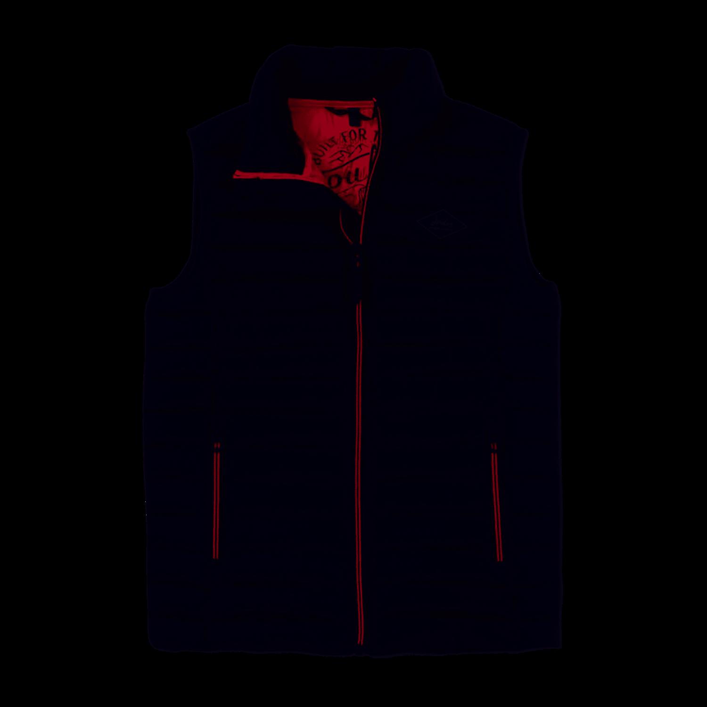 Joules Crofton Packaway Vest 205623