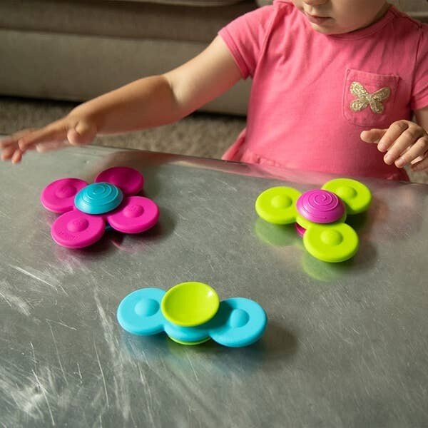 Fat Brain Toy Whirly Squigz