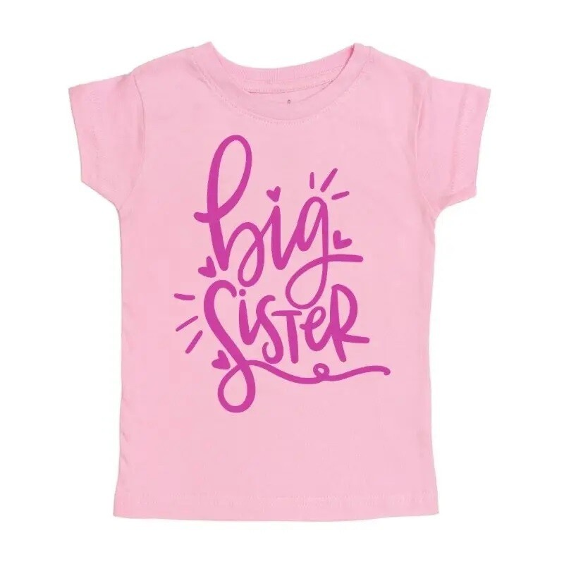 Sweet Wink Big Sister S/S Shirt