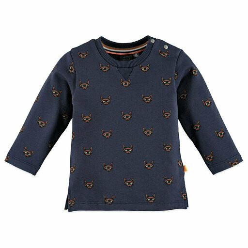 Babyface T-Shirts L/S (Navy 7609