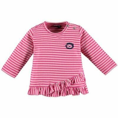 Babyface T-Shirt L/S (Magenta 8606
