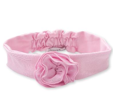 Kissy Kissy Pink Headband (Fun Loving Llamas 5062O