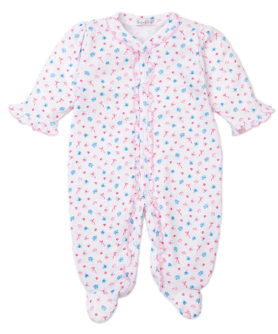 Kissy Kissy Footie Perfect Pirouet 4825N