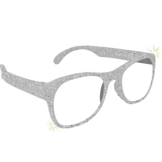 Roshambo Junior GLITTER Glasses Screen Time Blue Blocker AVN