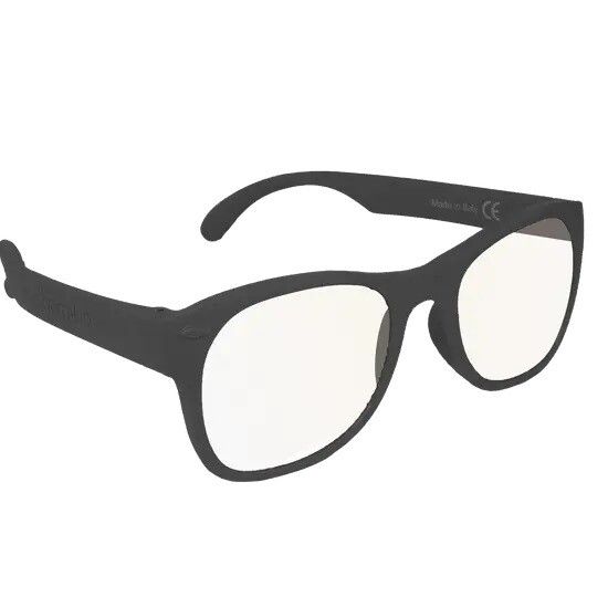 Roshambo Adult BLK Glasses Screen Blue Blocker AVN