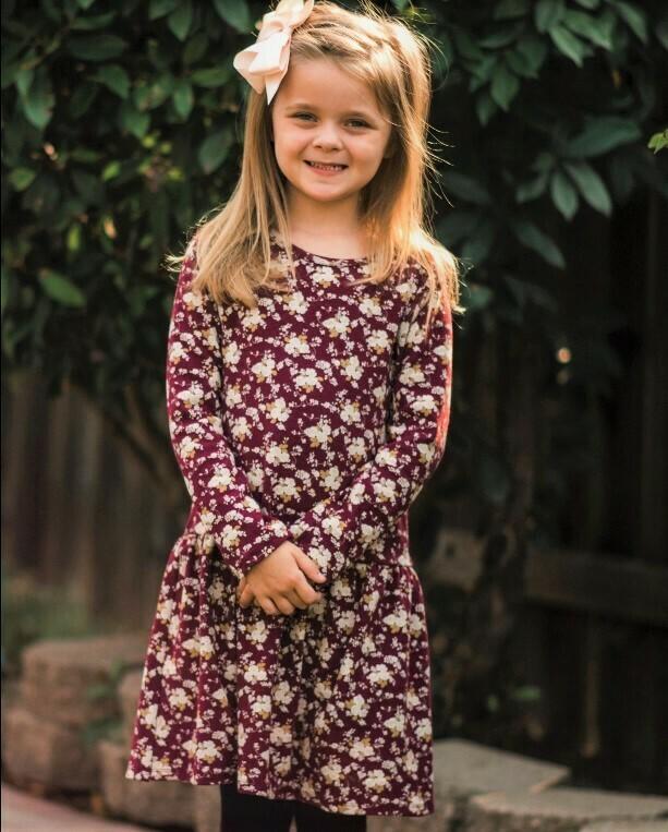 Mabel & Honey Be Kind Dress K629
