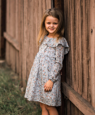 Mabel & Honey Be-You-Tiful Dress K592
