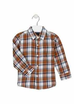 Losan L/S Shirt w/pocket Cooper 3003