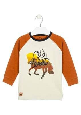 Losan L/S T-Shirt 1018