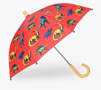 Hatley Painted Dinos Umbrella