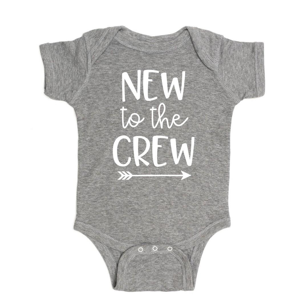 Sweet Wink New To The Crew S/S Bodysuit