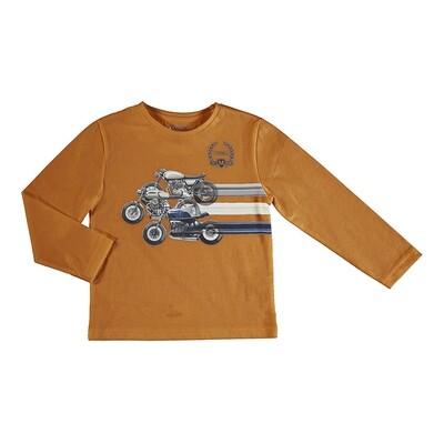 Mayoral L/S Shirt Cheddar 4038