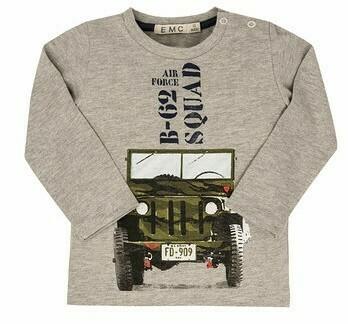 EMC Jersey T-Shirt 1725