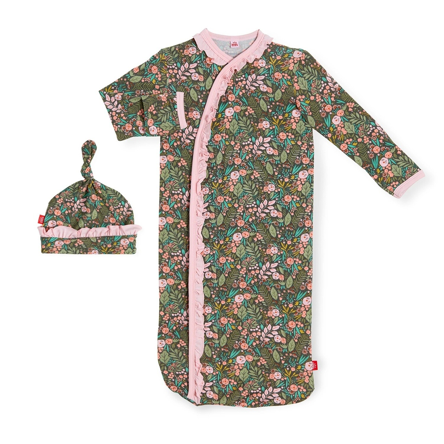 Magnetic Me Modal Gown & Hat 11416 (HARLOW NB-3M