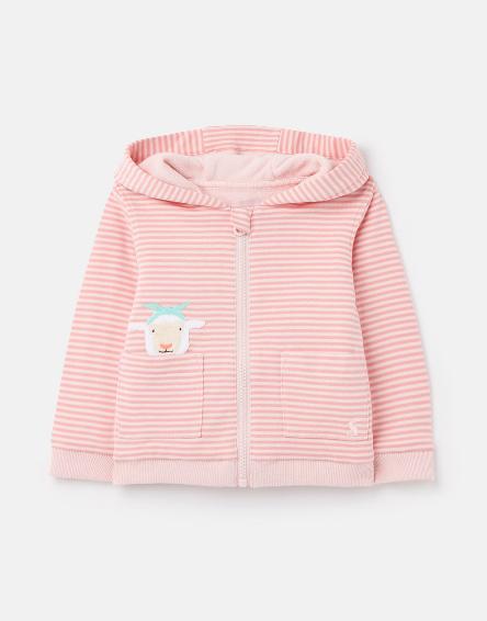 Joules Pink Sheep Jacket 210660