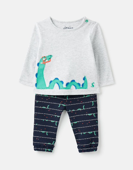 Joules Loch Ness Shirt w/Pants 209536