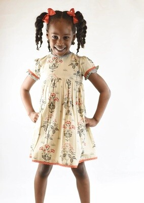 Yo Baby Floral Shift Dress 1707