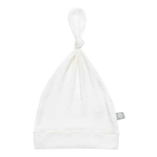 Kyte Knotted Cap in CLOUD 0-3M