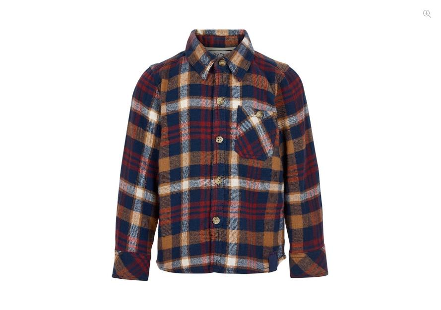 Miny Mo Shirt Check 1316
