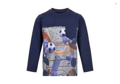 Miny Mo T-Shirt Sport Print 1312