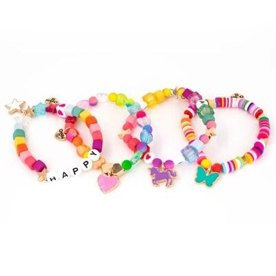 Charm It Rainbow Bead Kit