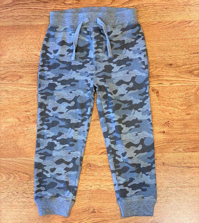 Mish Boys Gray Camo Jogger Pants 540