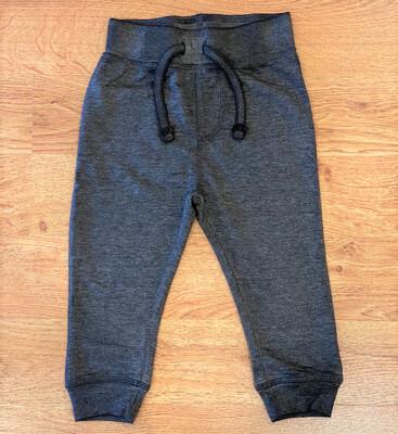 Mish Boys Black Distressed Jogger Pants 522