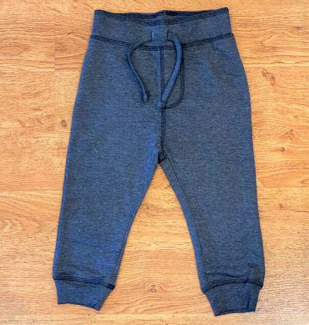 Mish Boys Navy Distressed Jogger Pants 522