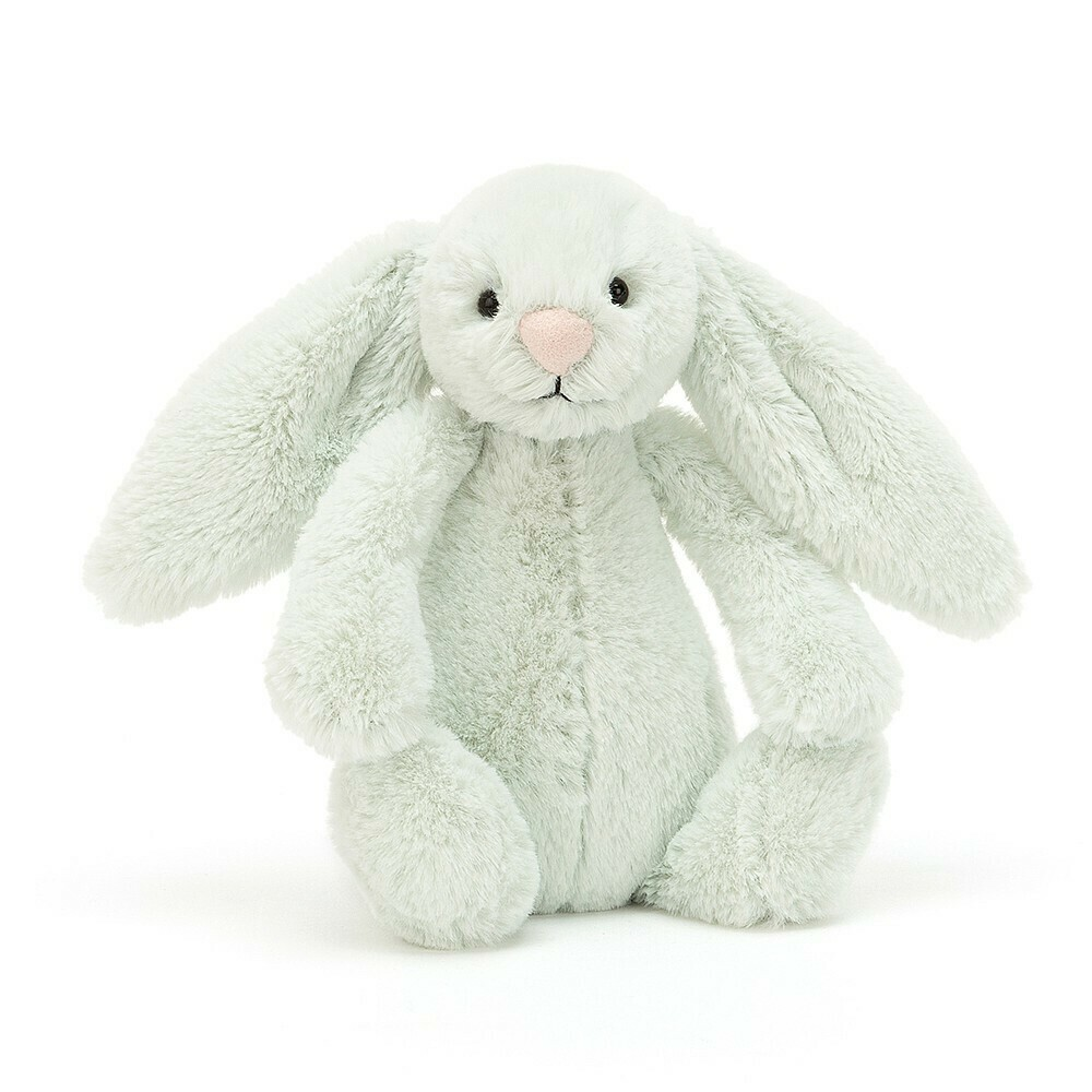 JellyCat Bashful Seaspray Bunny Small 7""