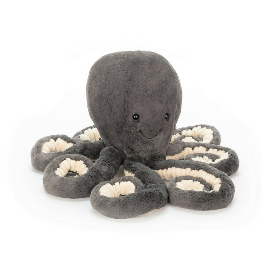 JellyCat Inky Octopus Small 9""