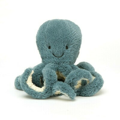 JellyCat Storm Octopus Small 9