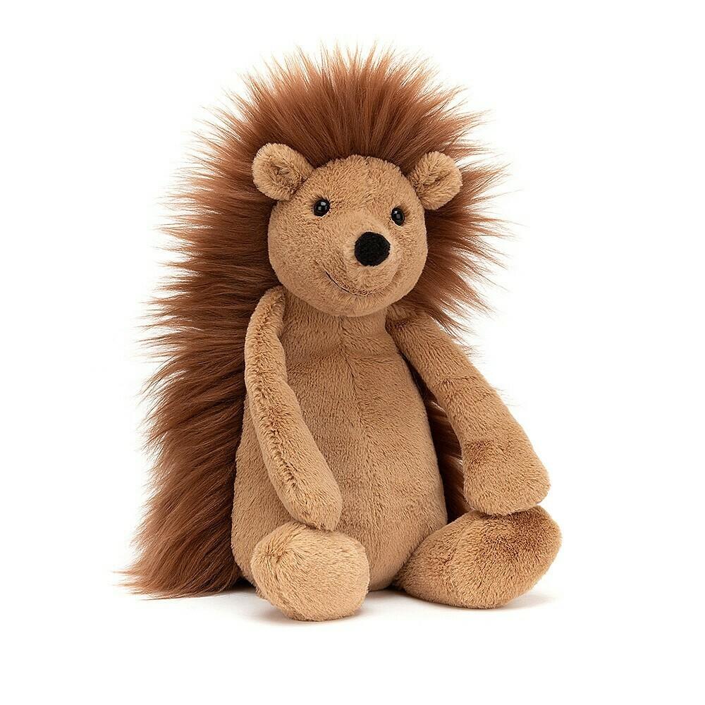 "JellyCat Bashful Hedgehog 12"""