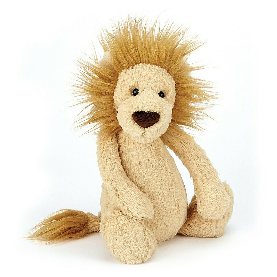 Jellycat Bashful Lion Small 7""