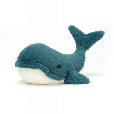 Jellycat Wally Whale Small 8