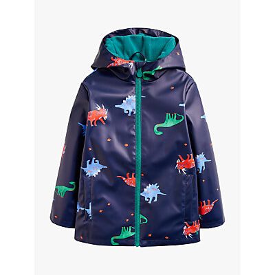 Joules Navy Dinos Jacket 209528