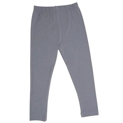 Sweet Bamboo Girls Leggings Grey