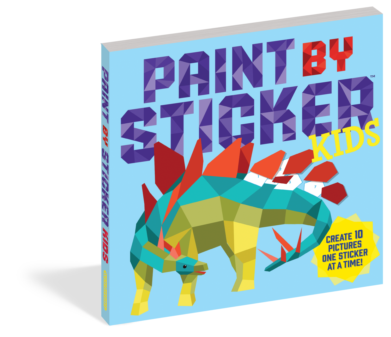 Paint By Sticker Kids- The Original