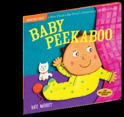 INDESTRUCTIBLES- Baby Peekaboo