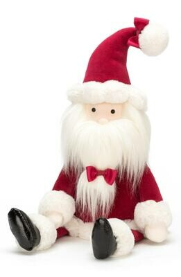"Jellycat Berry Santa Large 23"""