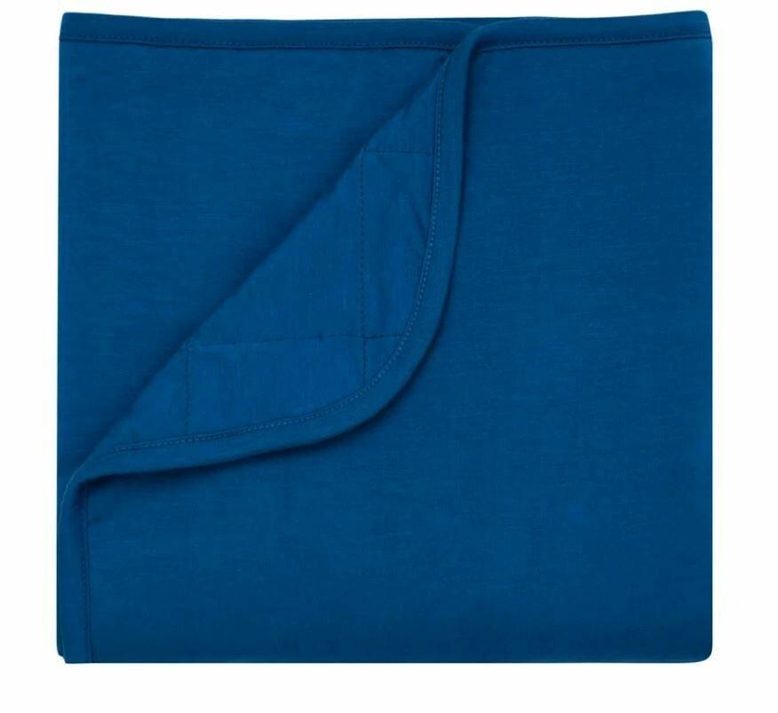 Kyte Blanket in Sapphire