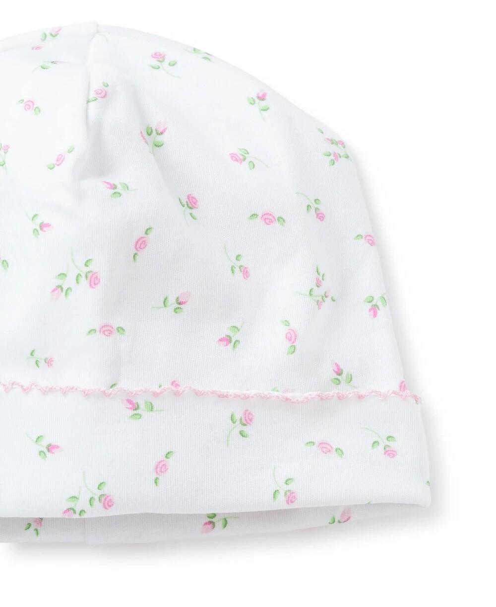 Kissy Kissy Garden Roses Print Hat 24306P