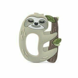 Loulou Lollipop Teether - Sloth