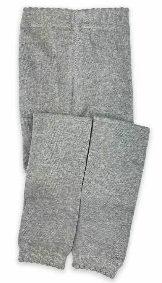 Jefferies Socks Footless Tight Grey