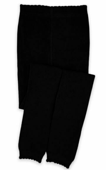 Jefferies Socks Footless Tight Black