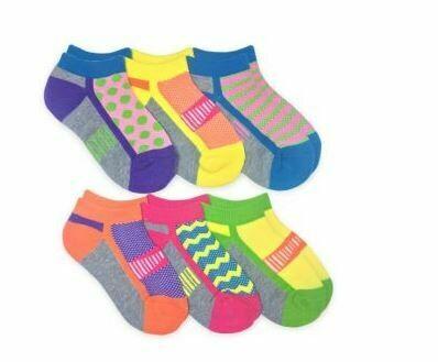 Jefferies Socks Low Cut Girls 6-PK 2811