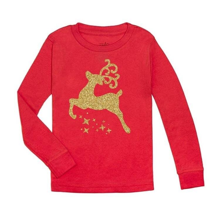 Sweet Wink Christmas Reindeer L/S Shirt