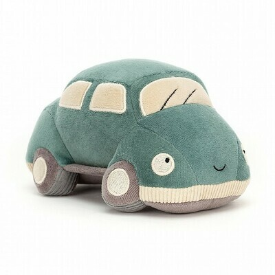 "JellyCat Wizzi Car 8"""